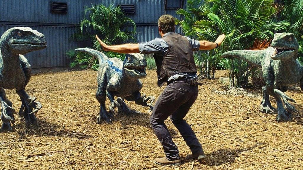 Jurassic World Velociraptors