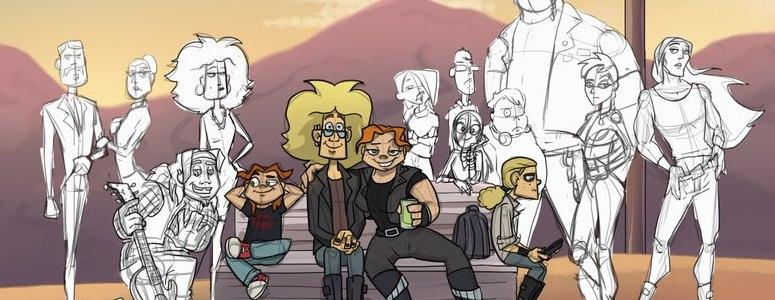 Metal Family Bocetos