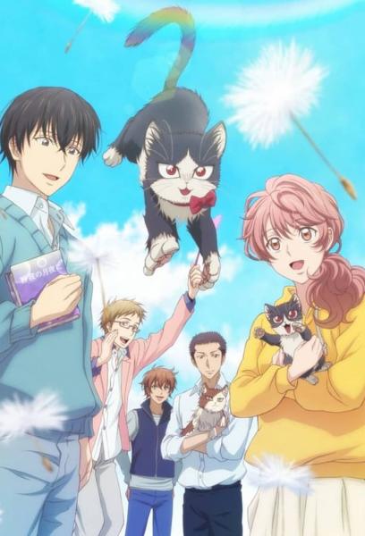 Gatos anime